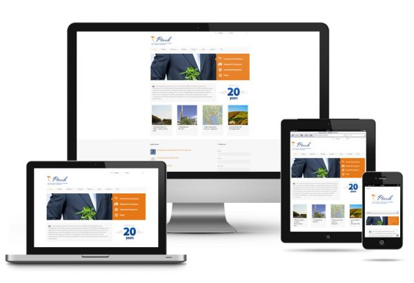 Responsive WordPress Website Development and Design